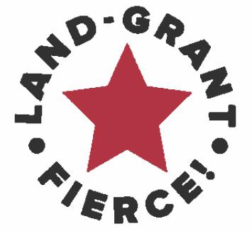 Land-Grant Fierce!