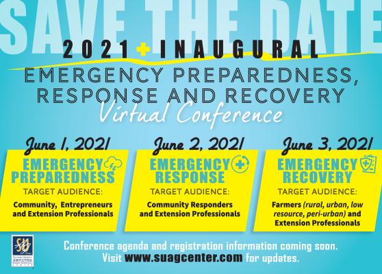 Emergency Preparedness Conference 2021
