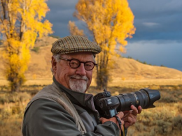 Thomas Mangelsen, wildlife photographer