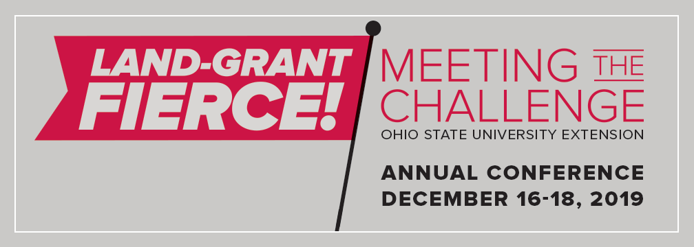 2019 Extension Annual Conference