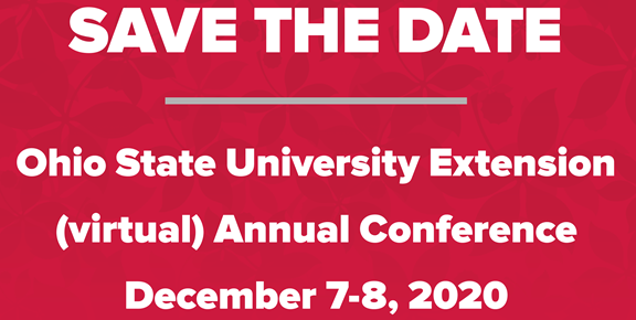 Extension Annual Conference 2020