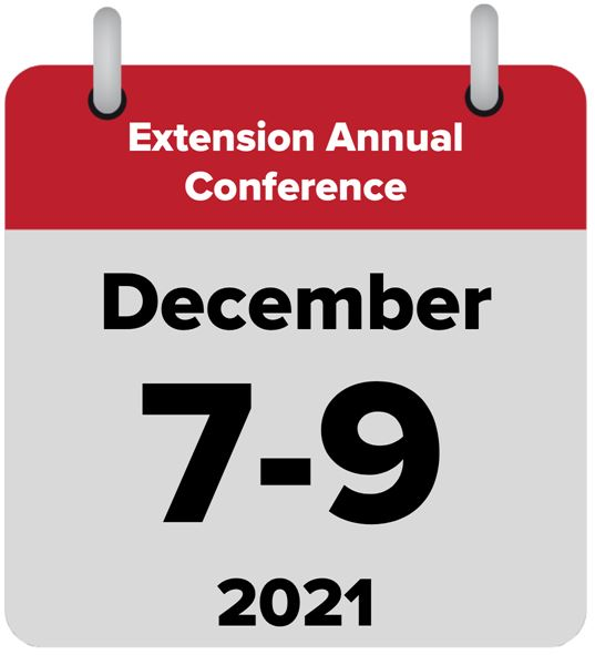 Extension Annual Conference 2021