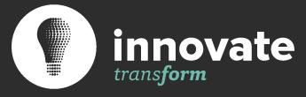innovate transform