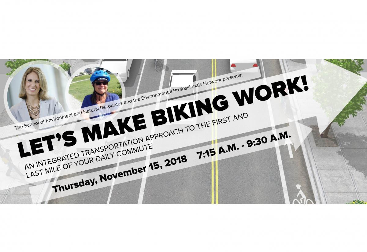 Let's Make Biking Work