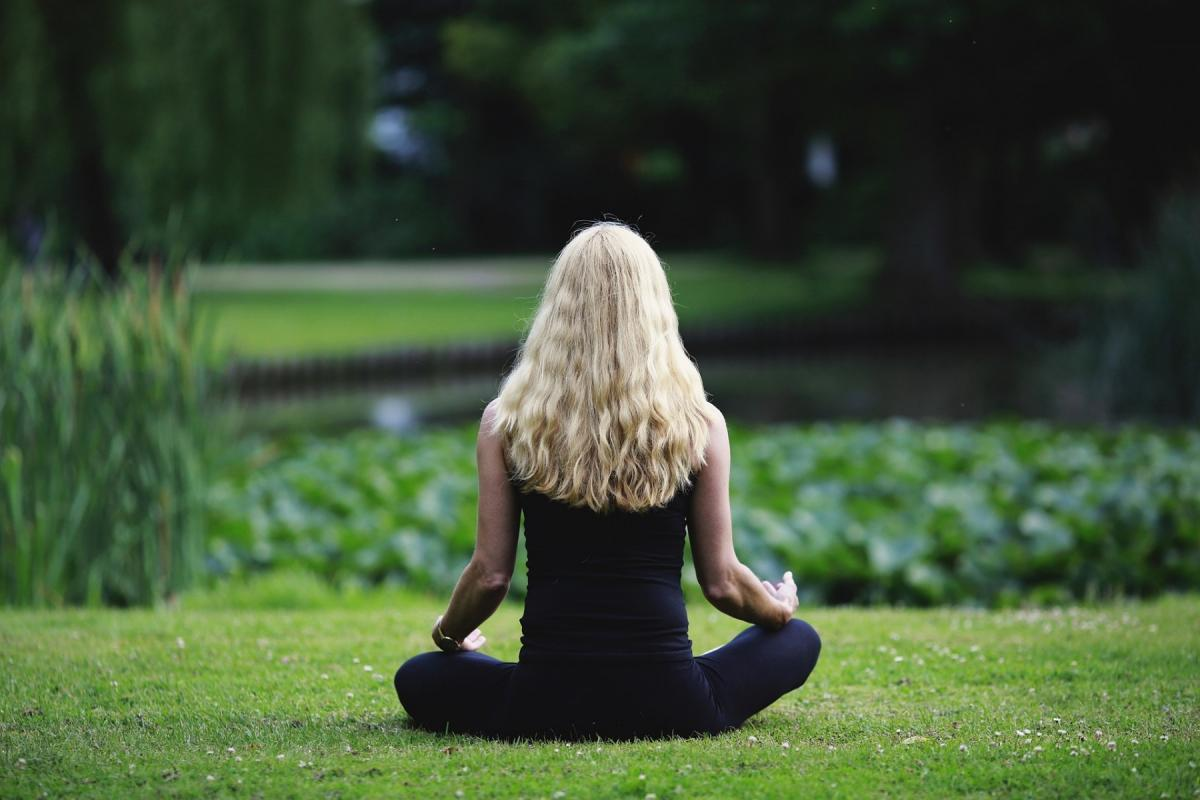 Mindfulness techniques can help with stress.