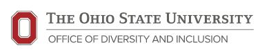 OSU Office of diversity and Inclusion