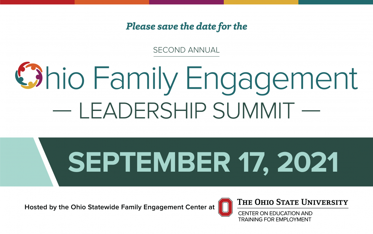 Ohio Family Engagement Leadership Summit 2021