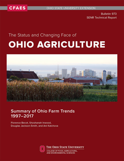 The Status and Changing Face of Ohio Agriculture