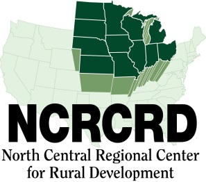 The North Central Regional Center for Rural Development