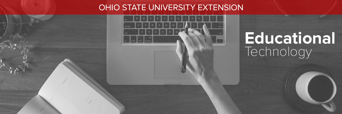 OSU Extension Educational Technology