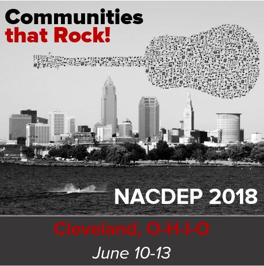 2018 NACDEP Conference Logo