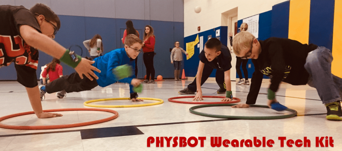 PhysBot Wearable Technology