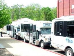 SEAT buses