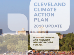 Cleveland Climate Action Plan Update 2018