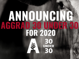 AgGrad 30 Under 30 for 2020