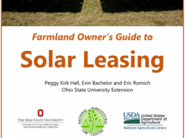 Farmland Owner's Guide to Solar Leasing