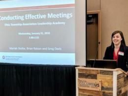 2018 OTA Conference Training Session
